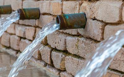 Loden leidingen en drinkwater, een goedkope oplossing