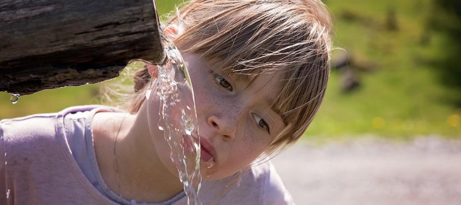 Water filteren en vitaliseren