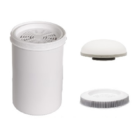 Aqualive AQV Neos Waterfilter set met Cormac ring