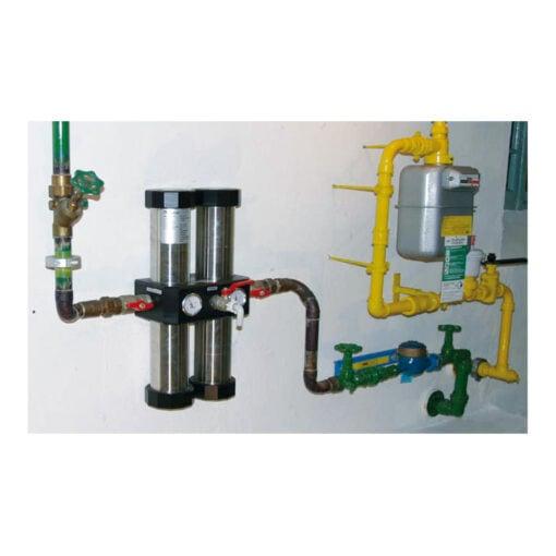 carbonit Quadro 60 waterfilter hele woning 1 badkamer-2